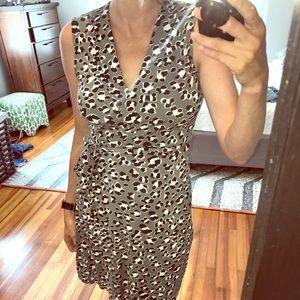 Diane Von Furstenberg wrap dress - Size 8